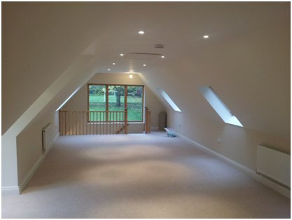 Loft Conversions Hampshire